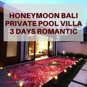 HONEYMOON BALI PRIVATE POOL VILLA 3 DAYS ROMANTIC (Jays Villa Suite) (15993061) di Kota Denpasar