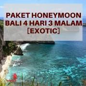 PAKET HONEYMOON 4 HARI 3 MALAM [EXOTIC] (15993329) di Kota Denpasar