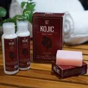 Paket Kojic Body Care 3 In 1 BPOM SYB