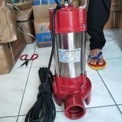 Pompa Celup Air Kotor 1.5Hp 2 Inch Drainage Submersible Pump SS Dirt Sewage Pump (16004317) di Kota Jakarta Barat