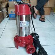 Pompa Celup Air Kotor Submersible Pump 2hp Dirt Stainless Sewage Pump (16004337) di Kota Jakarta Barat