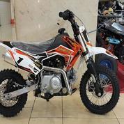 Motorcycle Mini 110cc TRX Trial LITTLE JUNIOR