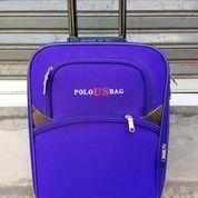 Promo. Polo Bag Tas Koper Kanvas (16015101) di Kota Semarang