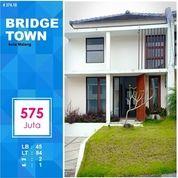 Rumah Murah Luas 84 Di Bridge Town Tidar Kota Malang _ 374.18 (16018417) di Kota Malang