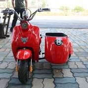 Motor Mini Listrik Model Clasic (16018617) di Kota Jakarta Pusat
