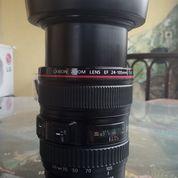 Lensa Canon 24-105mm L (16037481) di Kota Depok