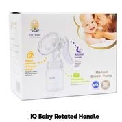 IQ Baby Breastpump Manual , Rotated Handle, Pompa Asi (16056705) di Kota Surabaya