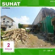 Tanah Kavling Luas 220 Di Griya Shanta Eksekutif Sukarno Hatta Kota Malang _ 387.18 (16080209) di Kota Malang