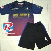 Jersey Futsal Printing Terbaik 1 (16084981) di Kota Yogyakarta