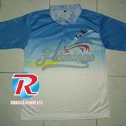 Baju Badminton Printing Murah