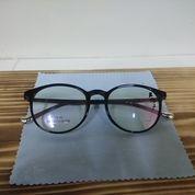 Frame Kacamata Lentur Bulat