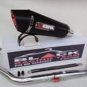 Knalpot Racing Vixion, R15, Pulsar, Tiger Full System