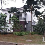 Rumah Mewah Hook Kawasan PHG Cluster Aquamarine Gading Serpong (16101357) di Kab. Tangerang