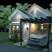 Rumah Baru Konsep Modern (16123373) di Kota Malang