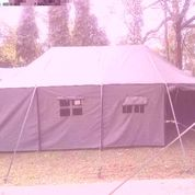 Tenda Komando TNI 4x6x2,5M (16142945) di Tarogong