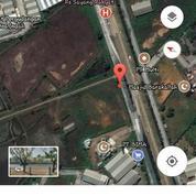 Lahan Poros -+3,7 Ha Jl. Ir. Sutami. (16162477) di Kota Makassar