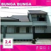 Rumah Bagus Di Jl. Bunga Bunga Suhat Kota Malang _ 412.18 (16162545) di Kota Malang
