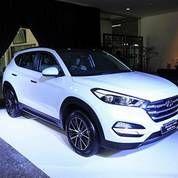 Hyundai Tucson CRDI EVGT (Diesel) (16163573) di Kota Semarang
