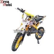 MOTOR MINI TRAIL PAKE LAMPU KXD ASLI 50CC MESIN 2 TAK (16165321) di Kota Medan