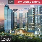 Apartemen Menara Jakarta, Lt 28, PPJB (16170721) di Kota Jakarta Barat