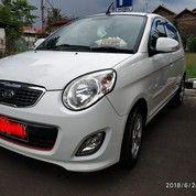 Kia Picanto Cosmo Tahun 2010 Warna Putih (16198221) di Kota Bandung