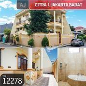 Rumah Citra 1, Jakarta Barat, 217 M, 2 Lt, SHM (16202433) di Kota Jakarta Barat
