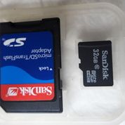 Sandisk Micro 32gb Nego