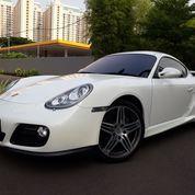 Porsche Cayman 2.9 PDK 2012 Nik 12 Putih Int'r Red Km11rb Asliiii (16209033) di Kota Jakarta Utara
