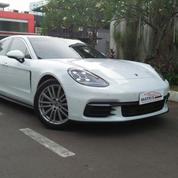 Porsche All New Panamera 3.0cc Turbo AT 2018 Putih Km50 (Only) (16209297) di Kota Jakarta Utara
