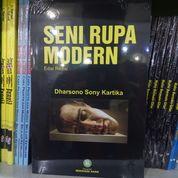 Buku Seni Rupa Modern Oleh Dharsono Sony Kartika (16229269) di Kota Malang