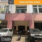 Ruko Sentral Niaga, Puri Indah, Jakarta Barat, 5x15m, 4 Lt, HGB. (16241793) di Kota Jakarta Barat
