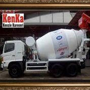 Repair Truck Dan Mobil Mixer Riau