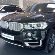2017 BMW X5 XDrive35i XLine Black On Terra Very Good Condition (16253309) di Kota Jakarta Selatan