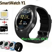 Smartwatch Y1 Jam Handphone Bisa Buat Nelpo / m / ll