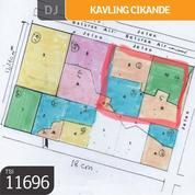 Kavling Kawasan Industri Modern Cikande, 180x138, HGB (16273881) di Kab. Serang