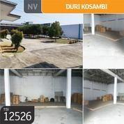 Gudang Komp. Ruko Duri Kosambi, Cengkareng, Jakarta Barat, 1 Lt, SHM (16274189) di Kota Jakarta Barat