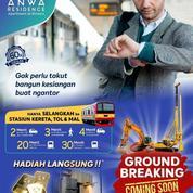 Apartemen Bintaro Selangkah Ke Stasiun Kereta Api,Toll Dan Mall (16285729) di Kota Tangerang Selatan