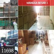 Ruko (Gandeng) Mangga Besar 1, Taman Sari, Jakarta Barat, 8x18m, 4 Lt, HGB (16293837) di Kota Jakarta Barat