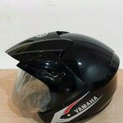 Helm Half Face Original Yamaha