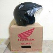Helm Half Face Original Honda Hmj1 (16297029) di Kota Tangerang
