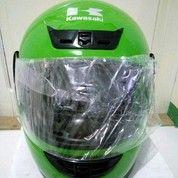 Helm Full Face Original Kawasaki Ninja 150RR