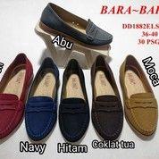 Sepatu Wanita Cewe Jeans Slip On Flat Shoes Bara (16299185) di Kota Bandung