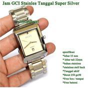 Jam Tanggal GCI Stainles Tanggal Super (16309225) di Kota Jakarta Timur