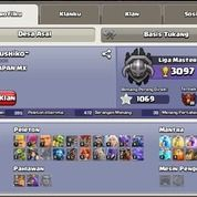 Town Hall (TH) 11 Max GG GEMS 18 RIBU