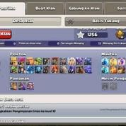 Akun Clash Of Clans (CoC) Townhall/TH 12