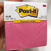 Post It 654 Economic Sticky Notes Pink (16311941) di Kota Jakarta Selatan