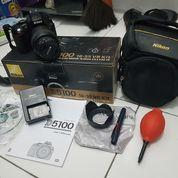 DSLR Nikon D5100 Murah Dan Berkualitas