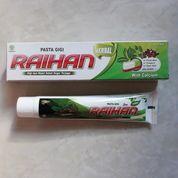 Pasta Gigi Herbal RAIHAN (16318025) di Kota Banjarbaru