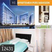 Apartemen Puri Mansion, Lt 23, PPJB (16321353) di Kota Jakarta Barat