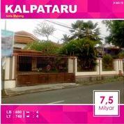 Rumah 2 Lantai Luas 746 Di Suhat Kalpataru Kota Malang _ 443.18 (16329709) di Kota Malang